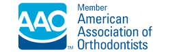american association of orthodontist logo