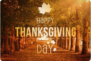 Have A Happy Thanksgiving From Kirkwood M O Orthodontist